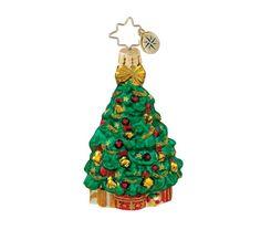 Image detail for -Christopher Radko Christmas Ornament - Bells A Ringing Gem