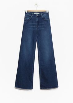 & Other Stories | Flared Denim Jeans
