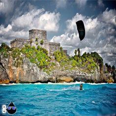 Mexico Kitesurf Tulu