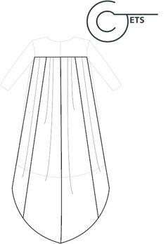 Discover the Burda Style universe Frozen Dress Pattern, Princess Dress Patterns, Princess Elsa Dress, Frozen Elsa Dress, Disney Cosplay Costumes, Elsa Cosplay, Costume Patterns, Doll Clothes Patterns, Kids Patterns