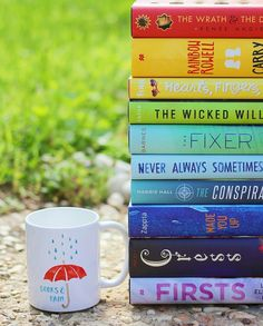 i like book rainbows and i cannot lie by alittlebookworld