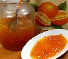 Geléia de laranja :: Pimenta na cozinha
