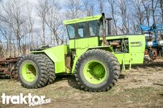 Steiger Panther 325 in Indiana, USA.