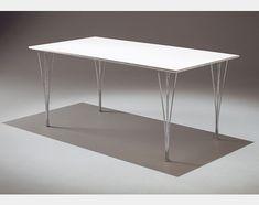【正規情報】フリッツハンセン(Fritz Hansen) TABLE SERIESシリーズのTABLE SERIES SPANLEGS(Rectangular)(テーブルシリーズ スパンレッグ(リトラングラー))です。Piet Hein/Bruno Mathsson/Arne Jacobsen(ピート・ハイン/ブルーノ・マットソン/アルネ・ヤコブセン)がデザイン。価格、サイズ、評判は国内最大級の家具・インテリアポータル TABROOM(タブルーム)でチェックください。