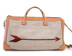 A duffel bag that is actually worth carrying.