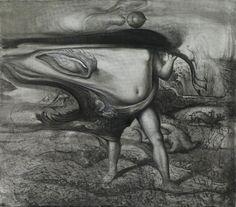 Ades Wind Il Vento di Ades Agostino Arrivabene 2010 Surreal Art, Dark Art, Surrealism, Modern Art, Contemporary, Illustration Art, Graphic Design, Statue, Drawings