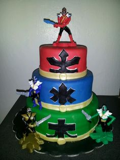 Ben  Cake Topper Figures