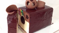 How To: Make an Instagram Chocolate Mousse Cake