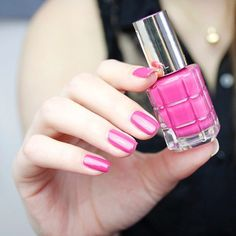 Color Riche Fuchsia Palace 📷 @beautymango