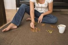 How to Tile a Floor with Pennies | eHow.com