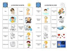 Teaching, How To Plan, Kids, Routine Matin, Parents, Couscous, Montessori, Truck, Dessert