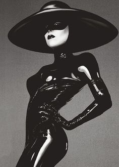Lady Gaga for her Fame perfume Fetish Fashion, Latex Fashion, Dark Fashion, Steampunk Fashion, Gothic Fashion, Weird Fashion, Gothic Steampunk, Steampunk Clothing, Bohemian Fashion
