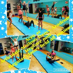 Acro at Articulate Motions Dance Academy. Register now!!!