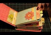 Grab those paper lunch bags and turn them into a scrapbook. It's amazing how such ordinary everyday things can be turned into gorgeous works of art.