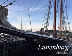 Planning on visiting Lunenburg, Nova Scotia - home of the Bluenose ll - with kids ? Here is your family friendly guide. Lunenburg Nova Scotia, Atlantic Canada, Sailing Ships, Boat, Vacation, Kids, Travel, Young Children, Dinghy