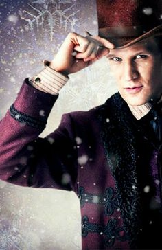 Merry Christmas from The Doctor <3