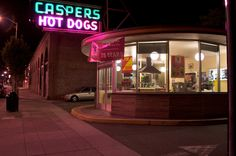 Casper's Hot Dogs 75 Years | Flickr - Photo Sharing!
