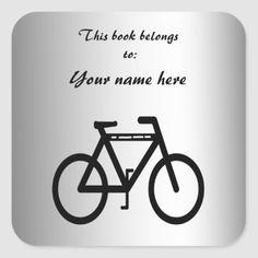 Silver Metallic Bicycle Bookplate   biker short, biker garage, biker guy bad boys #motorbike #bikerofinstagram #bikerlife, 4th of july party Cycling Quotes, Cycling Tips, Motorcycle Tattoos, Biker Boys, Biker Shirts, Biker Quotes, 4th Of July Party, Cycling Outfit, Abstract Pattern