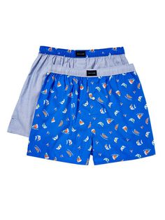 Cotton Boxers 2-Pack