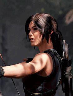 Tomb Raider Game, Tomb Raider Cosplay, Tomb Raider Lara Croft, Make A Comic Book, Comic Books, Lara Croft Angelina Jolie, Alita Movie, Laura Croft, Rise Of The Tomb