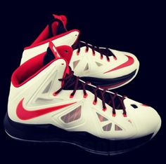 best sneakers a2dd7 acc94 Nike LeBron X  Home  Release Date Announced The