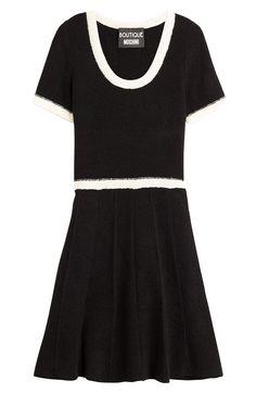 BOUTIQUE MOSCHINO Wool Dress. #boutiquemoschino #cloth #dresses