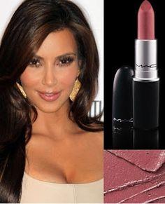 Mama and Mascara: Celebs in MAC Lipsticks...