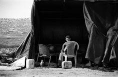 Ahlam Shibli. 1970. Tal al-Saba'a (Goter no.13), al-Naqab, Israel / Palestine. 2002–2003.