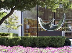 outdoor sculpture|Northpark Center - Stay. Shop. Sparkle - View through the eyes of fashion blogger, Allyson in Wonderland