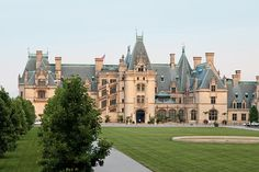 5. Tour the Biltmore Estate in North Carolina  - 25 Things Southerners Should Do When They Retire - Southernliving. George Vanderbilt constructed thelargest private residence in the United States in the foothills of the Blue Ridge Mountains. The house and gardens have been welcoming guests since 1885, so expect an expert tour full of information, wonder, and spectacle.