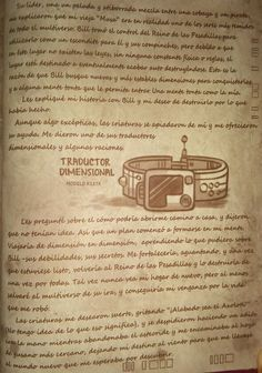 Read 110 from the story Diario 3 Gravity Falls by (Ale) with 232 reads. Gravity Falls Journal 1, Gravity Falls Book, Libro Gravity Falls, Fallen Book, Bb, Anime, Cartoon, Reading, Gravity Falls Cosplay