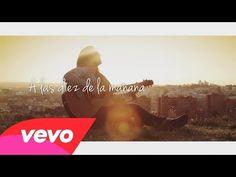 Andrés Suárez - Una Noche de Verano (Lyric Video) - YouTube