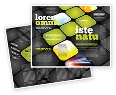 Lighted Path Brochure Template http://www.poweredtemplate.com/brochure-templates/business/07916/0/index.html