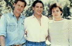 TORCH SONG TRILOGY, Brian Kerwin, Harvey Fierstein, Matthew Broderick, 1988 | Essential Film Stars, Matthew Broderick http://gay-themed-films.com/film-stars-matthew-broderick/