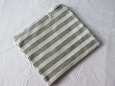 Swaddling Blanket Striped Blanket Infant Baby Unisex by lilcleo, $20.00