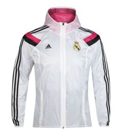 Real madrid 1st eq. White Jacket 2014-2015 - €45.00   Zen Cart a6e98565a205d