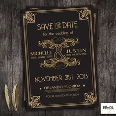gatsby wedding invitations 1920s wedding invitations art deco wedding invitations.jpg