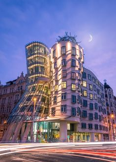 Dancing House by andy88ah #architecture #building #architexture #city #buildings #skyscraper #urban #design #minimal #cities #town #street #art #arts #architecturelovers #abstract #photooftheday #amazing #picoftheday