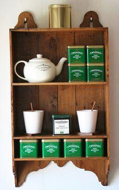 Irish breakfast tea. Heavenly strong!