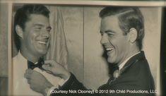 <3  Bob Braun & Nick Clooney