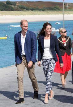 Idées de style Kate Middleton pour l'été 2017 | Brit  Co