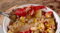 Phantom Gourmet -- Lobster & Bacon Chowder