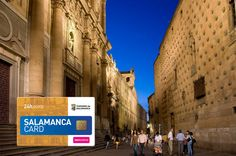 Salamanca Card and Sightseeing Pass 			Explore Salamanca and sightsee at your leisure with the Salamanca Card, enjoying the city's museums, monuments, shops, restaurants and hotels.  Choose from a 24- or 48-hour pass, and make the most of free entrance to select attractions, medieval monasteries and modern art museums of Salamanca, a UNESCO World Heritage site. Even better, discounts on Salamanca accommodation and restaurant meals are available at participating venues.  					F...