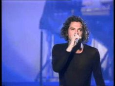 INXS-Mystify-Wembley Stadium...This man is the essence of sensuality.