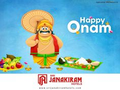 May this #ONAM bring you the most brightest and choicest #happiness and love you have ever Wished for.  Srijanakiram Hotels Wishes you a #Happy_Onam !!  #srijanakiram #wishes #onam