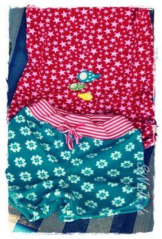 Shorts nach dem tollen Ebook von @farbenmix   und endlich mal eine Kombi für den (hoffentlich) warmen Sommer