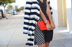 bold patterns with a pop of color... #mybrahminstyle