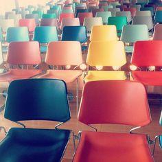 Chairs @ Kunsthal Rotterdam