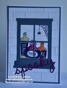 Les Ateliers de Val: Mes swaps halloweenesques