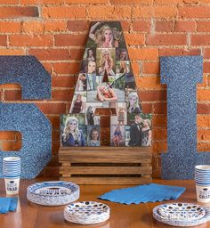 Our Grad Success collection is the perfect theme to coordinate with your graduate's school colors or future college colors. Explore all of our graduation party supplies to complete your graduation party!